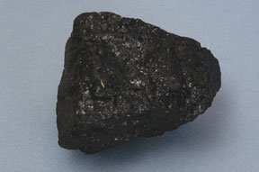 SciEd Individual Rock Specimens: Sedimentary; Coal, bituminous; Qty.: 0.5kg