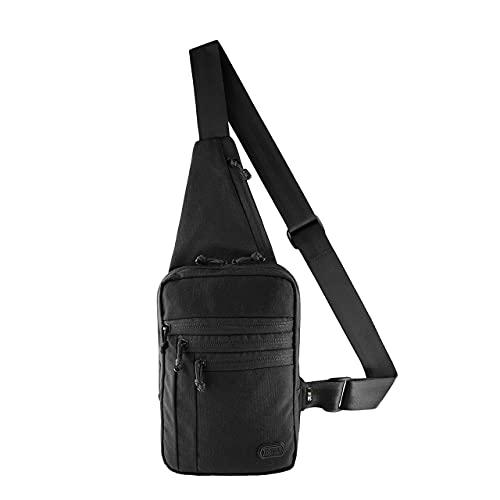 M-Tac Tactical Bag Shoulder Chest Pack with Sling for Concealed Carry...