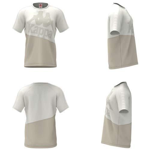 Kappa heren T-Shirt 222 Banda Baldwin