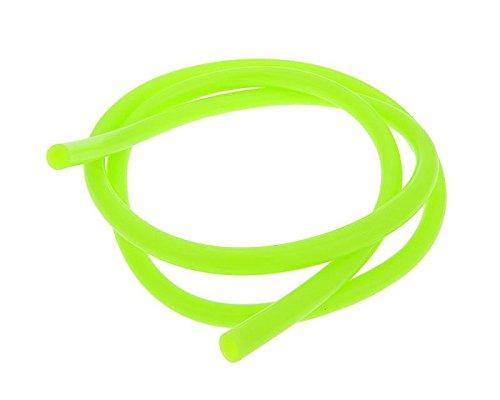 Benzinschlauch neon-grün 1m - 5x9mm