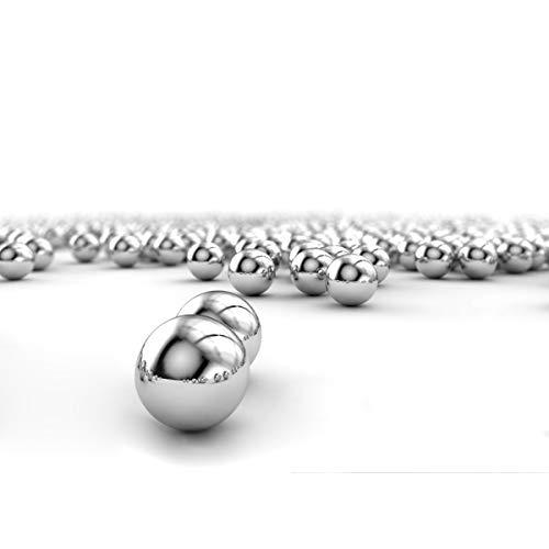 200pcs 1/4inch Precision Chrome Steel Ball Bearing G16