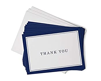 formal thank you cards