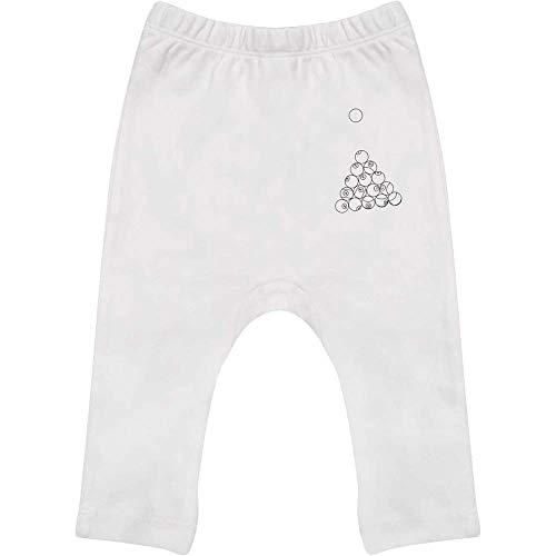 Azeeda 2-3 Jahre 'Billardkugeln' Baby Leggings / Hosen / Jogger (BE00038688)