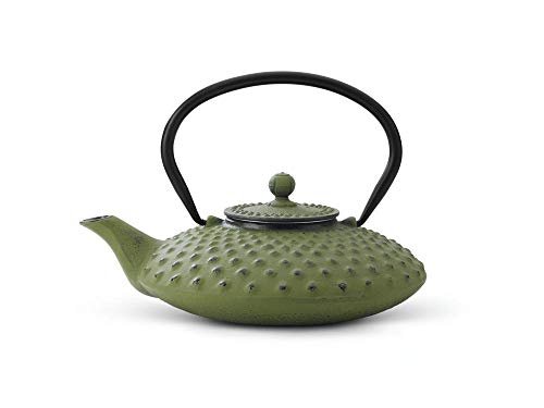 Bredemeijer Theepot Jing 0,8L, groen, Onbreekbaar