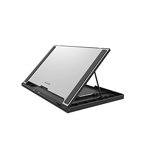 Mesas Digitalizadoras Huion original, Suporte dobrável ST300, adequado para Kamvas Pro 12, Kamvas Pro 13, Kamvas 13, Kamvas 12, Kamvas 16 (2021)