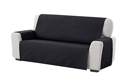 Textilhome - Funda Cubre Sofá Adele, 3 Plazas, Protector pa