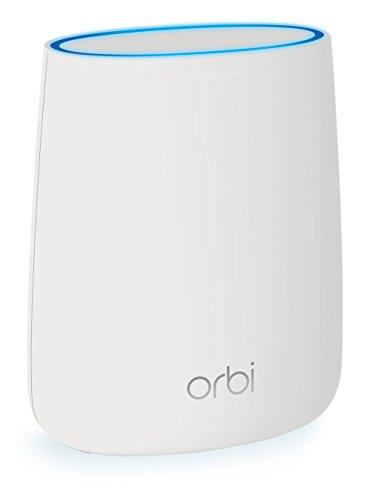 NETGEAR Orbi RBS20 High Speed Mesh WLAN Satellit AC2200 (Tri-Band für zusätzliche 125...