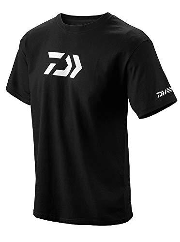 Daiwa 64051906 Vector Print T-Shirt Black, 3X-Large