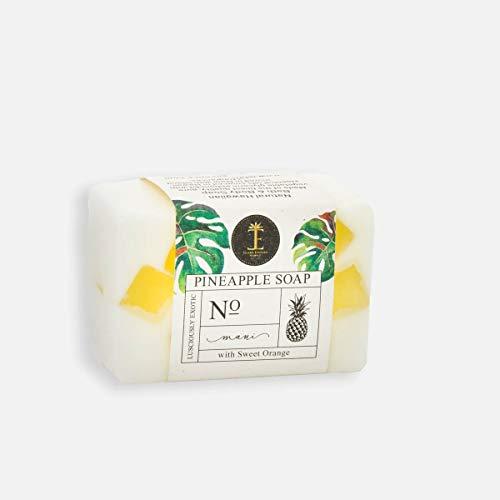 Maui Organics Hawaiian Bath and Body Confetti Soap (Maui Pineapple)