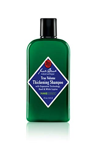 Our Top Pick: Jack Black True Volume Thickening Shampoo