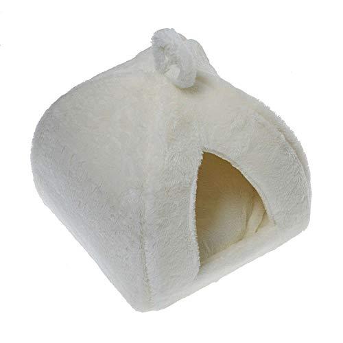 Dome ''FURLY'' Blanc : L 40 cm x l 40 cm