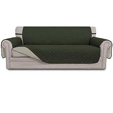 Easy-Going Sofa Slipcover Reversible Sofa Cover...