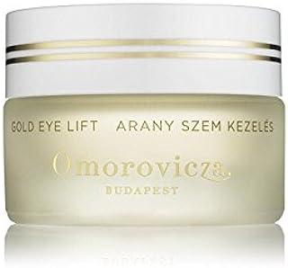 金目リフト(15ミリリットル) x4 - Omorovicza Gold Eye Lift (15ml) (Pack of 4) [並行輸入品]