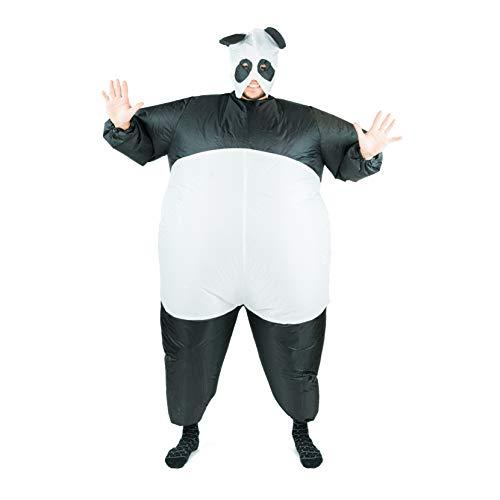 Bodysocks® Costume Gonfiabile da Panda per Adulti