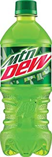 Mountain Dew Soda, 20 Ounce (24 Bottles)