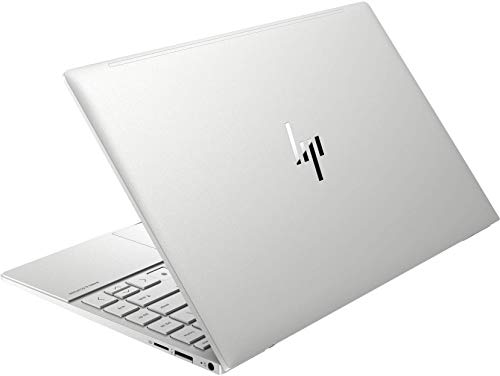 HP Envy 11th Gen Intel Core i7 13.3-inch(33.8 cm) FHD Thin & Light Laptop (16GB RAM/1TB SSD/2GB Graphics/Windows 10/MS Office/Finger Print Reader/Natural Silver/1.3 Kg), 13-ba1505TX