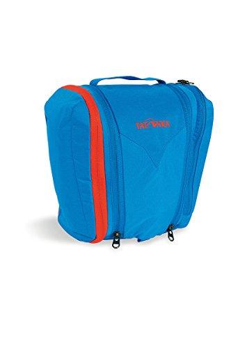 Tatonka One Month, Beauty case, Blu (Bright Blue), 25 cm