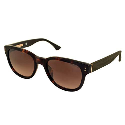 Zadig & Voltaire SZV098-0781 Brille, Havana, Dunkelgrün, 51/19/140 Unisex Erwachsene