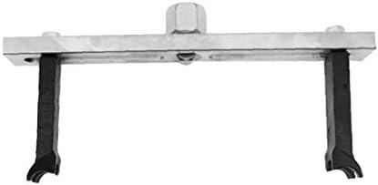 Brandstof Cover Spanner Brandstofpomp Deksel Tank Cover Wrench Remover Verstelbaar voor Auto Reparatie Tool Gebogen Voeten