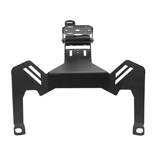 Comfortab Soporte de carenado superior confiable Soporte de GPS Soporte resistente a caídas para proteger la seguridad para Quad Bike para viajes por carretera para motocicleta