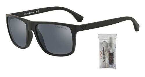 Armani sunglasses for men and women Emporio Armani EA4033 Square Sunglasses For Men +FREE Complimentary Eyewear Care