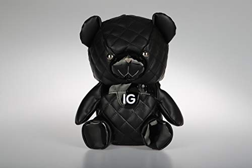 INGGI - Exclusiver Teddy Golf-Headcover für Driver (Rocky)