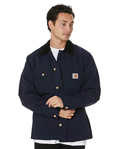CARHARTT WIP Abrigo Michigan - Dark Navy