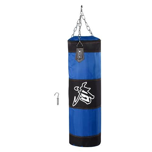 Mothinessto Saco De Boxeo para Fitness, Saco De Boxeo para Boxeo, Resistente A La Abrasión, Bolsa De Energía para Que Los Niños Liberen Vigor(80cm Hueco Compre uno y llévese Dos Gratis)