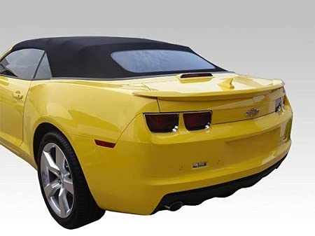 Accent Spoilers- Spoiler for a Chevrolet Camaro Convertible Factory Syle Spoiler-Inferno Orange Metallic Paint Code: WA502Q