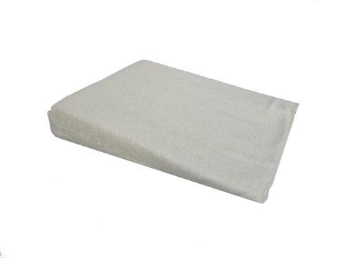 Plan incliné en tissu éponge Coco pour landau