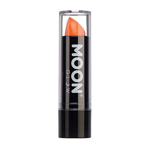 Moon Glow - Rouge à lèvres 5g Neon UV Glitter - Orange - S'illumine sous un éclairage UV