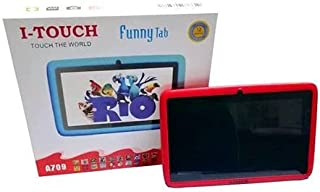 I-TOUCH A709 - 7 inch 16GB / 2GB - 2600 mAh - Wifi Tablet - Red