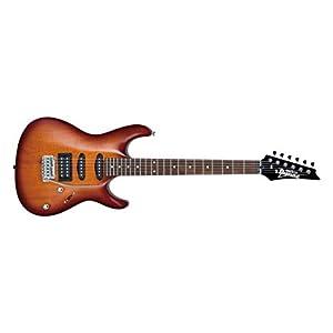 Ibanez GSA60-WNF guitars – Marrone Sunburst