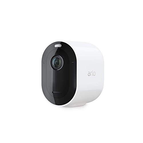 Arlo Pro 3 Spotlight Camera | Add-on | Wire-Free, 2K Video & HDR | Color Night Vision, 2-Way Audio,...