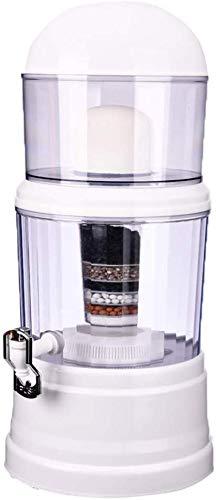 Navidad 14L Filtro de Agua Hogar Purificador de Agua Dispensador de Agua alcalina Tratamiento de Agua Potable Bebida Recta