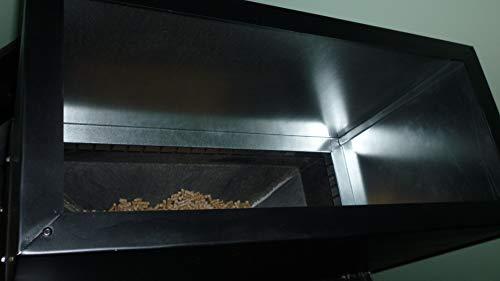 1500 Sq Ft. Pellet Stove Hopper Extension