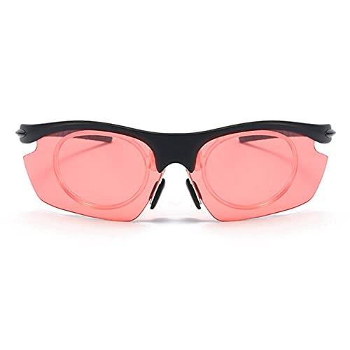 ACJB Gafas de Sol Deportivas de Ciclismo, Lentes de Gafas polarizadas, para Hombres Lentes de Mujer para Correr Baseball Golf Driving