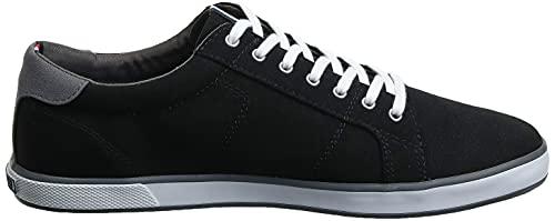 Tommy Hilfiger Herren Sneakers, Schwarz - 8