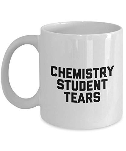 Chemistry Student Tears - Taza de café para farmacia