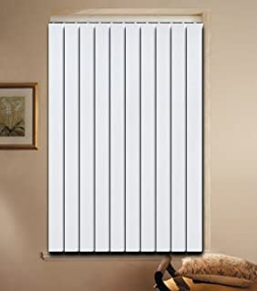 PVC vertical blinds size 72