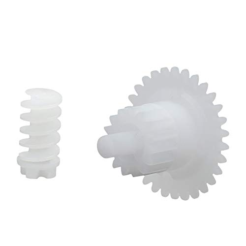 HERCOO Speedometer Odometer Gear Repair Kit New Speedo Gear Cluster Compatible with Ford Mustang 1994 1995 1996 1997 1998, Pack of 2