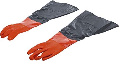 BGS 8841-2   Ersatz-Handschuhe   für Druckluft-Sandstrahlkabine   für Art. 8841