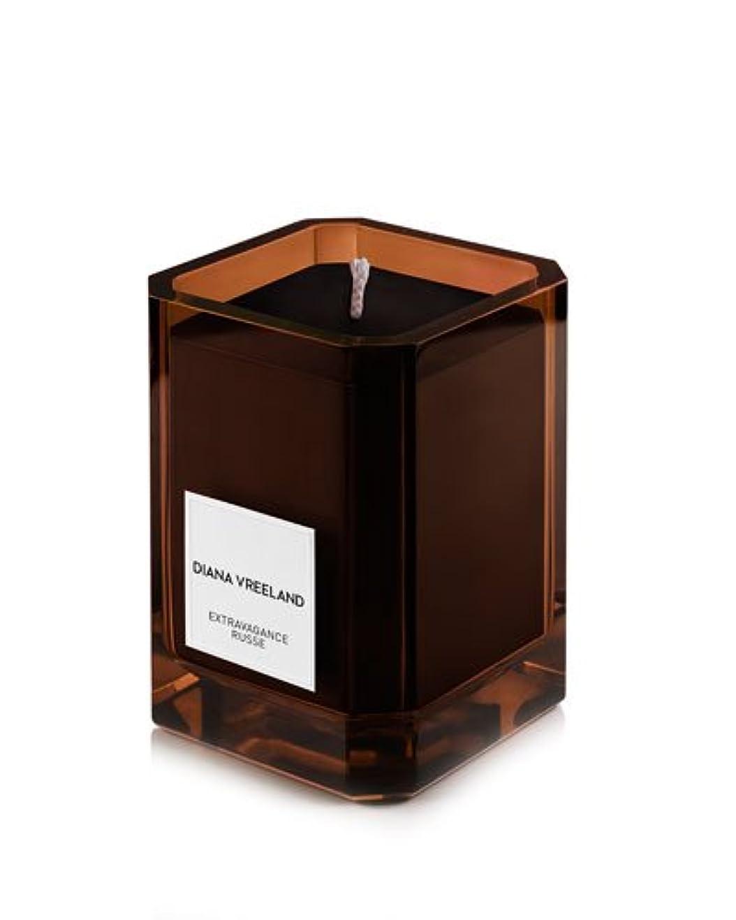 啓発する領収書疑問を超えてDiana Vreeland Extravagance Russe(ダイアナ ヴリーランド エクストラバガンス リュス) 9.7 oz (291ml) Candle (香りつきキャンドル)