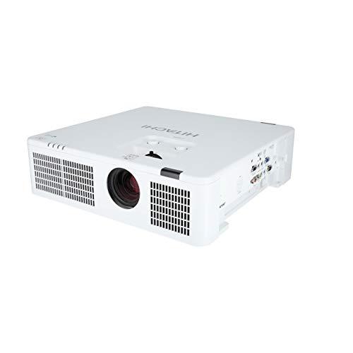 Hitachi LP-WU3500 Video Projektor (3500 ANSI Lumen, DLP, WUXGA (1920x1200), 30000:1, 16:10, 762 - 7620 mm (30 - 300 Zoll)