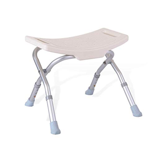 SMX Heavy Duty douche & bad stoel. Gewichtscapaciteit, lichtgewicht en zitplaats in hoogte verstelbaar, ideaal voor op reis