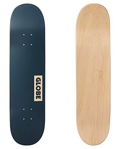 Globe Goodstock Skateboard Unisex Adult, Unisex, 10025351, Blau (Navy), 7.875