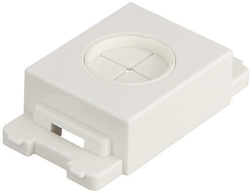 パナソニック 通信チップ ブッシング付 ホワイト WN3025SW