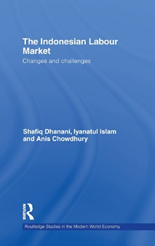 The Indonesian Labour Market: Changes and challenges (Routledge Studies in the Modern World Economy)の詳細を見る