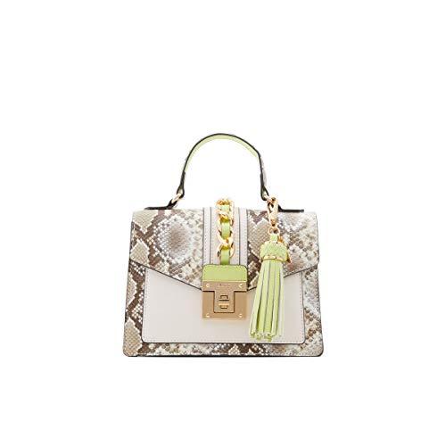 ALDO Damen Martis Totes Taschen, lichtgrün, Small