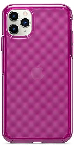 OtterBox Transparent Patterned Case for iPhone 11 PRO MAX (ONLY) Retail Packaging - Plum Crazy